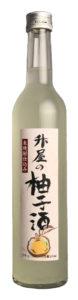 米焼酎仕込み 升屋の柚子酒